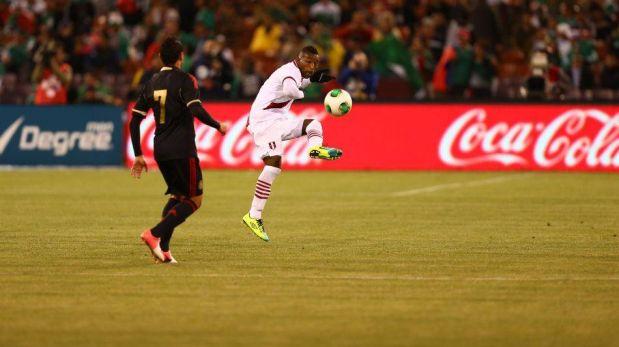 FOTOS: resumen gráfico del empate de Perú 0-0 ante México