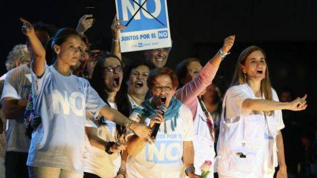 Gastos de campaña del No ascendieron al millón 600 mil soles, según informaron al JNE