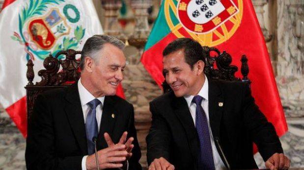 """Presidente de Portugal ve al Perú como una """"tierra de oportunidades"""""""