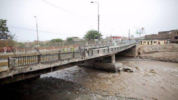 Emape niega que comuna de SMP lidere obras en puente Bella Unión
