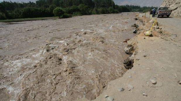 Ocho distritos de la región Lima fueron declarados en emergencia