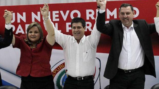 Elecciones en Paraguay: primeros resultados muestran ventaja de Cartes