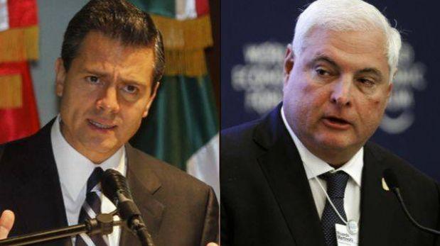 Presidentes de México y Panamá vendrán a Lima para Foro Económico Mundial