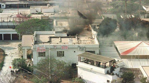FOTOS: la Operación Chavín de Huántar, el histórico rescate que acabó con el MRTA