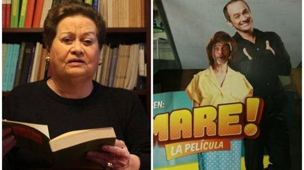 """Martha Hildebrandt: """"El título de 'Asu Mare' va contra toda regla gramatical española"""""""