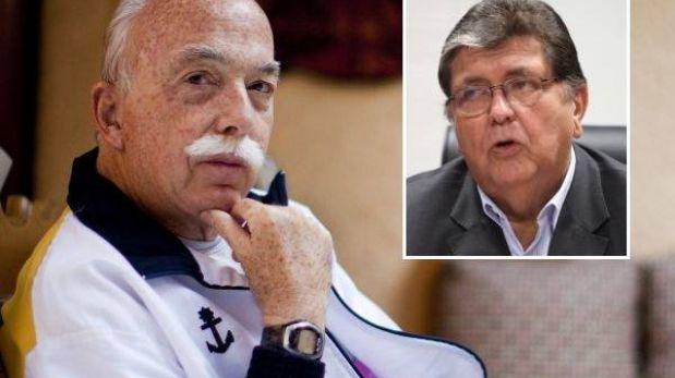 Tubino negó que se hayan afectado los derechos de García en megacomisión