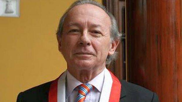 Magistrado Ricardo Beaumont renunció al Tribunal Constitucional