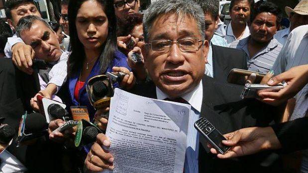 Caso 'narcoindultos': Facundo Chinguel fue trasladado a la Sala Penal Anticorrupción