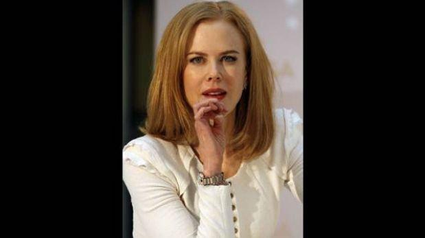 Nicole Kidman será jurado del Festival de Cannes
