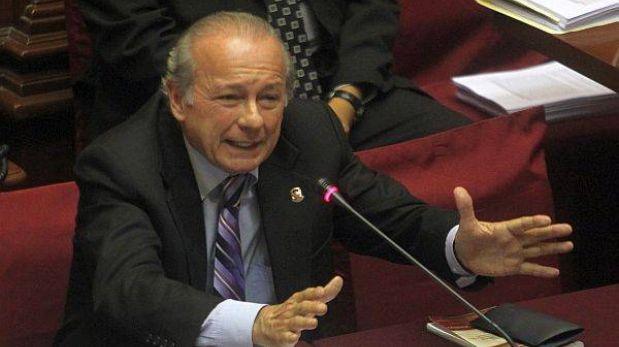 Ricardo Beaumont no negó que existan arreglos en el Tribunal Constitucional