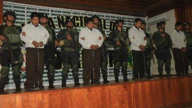 Policía desarticuló a bandas de 'marcas'