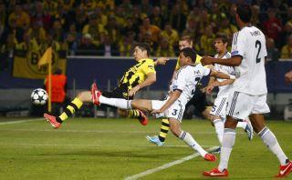 FOTOS: los goles del Borussia Dortmund 4-1 Real Madrid por la ida de semifinales de la Champions League