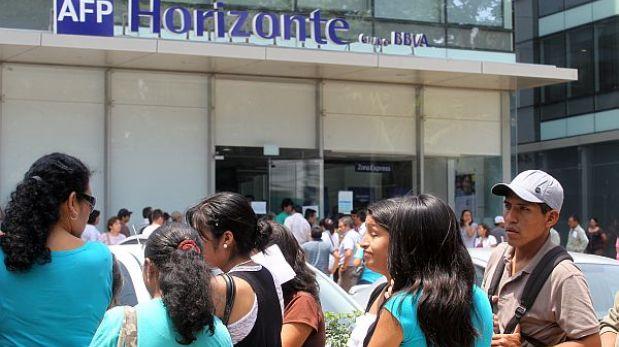 """SBS: """"Afiliados de AFP Horizonte pueden migrar libremente a cualquier otra AFP"""""""