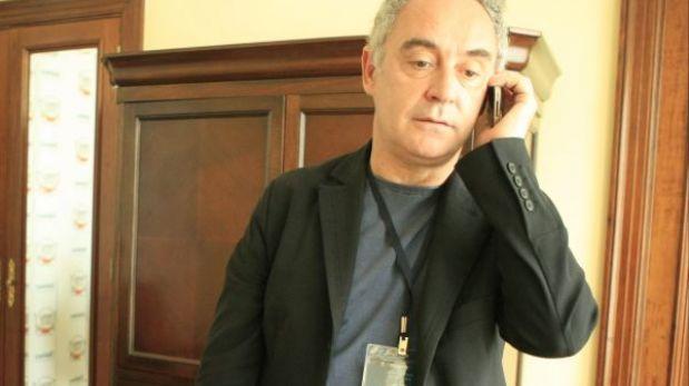 "Ferrán Adrià: El filme sobre ElBulli será ""de acción"""