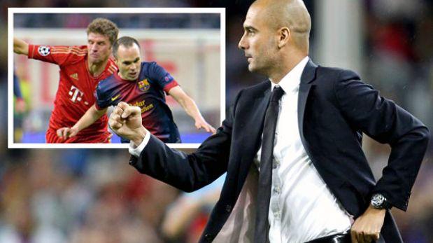 ¿Cuál fue la diferencia entre el Bayern y Barcelona para Pep Guardiola?