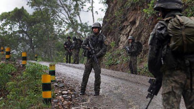 Vraem: 23 colaboradores de narcoterroristas fueron capturados