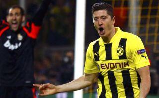 Bayern Múnich niega haber fichado a Robert Lewandowski, del Dortmund