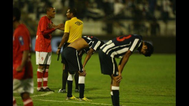 FOTOS: el lamento de Alianza Lima al caer 1-0 ante Cienciano y sumar su cuarta derrota seguida