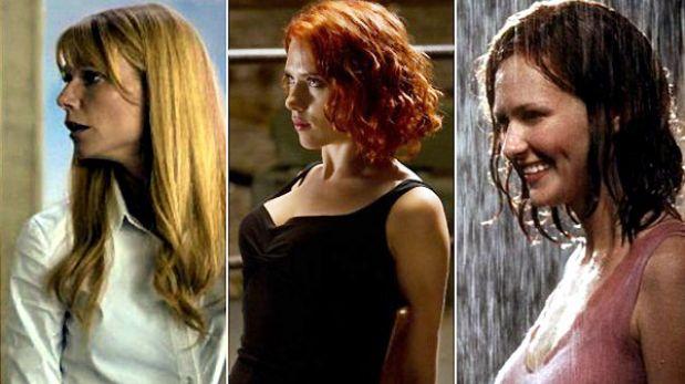 Las 10 chicas más bellas de las películas de superhéroes