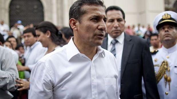 """Oposición criticó a Ollanta Humala: """"No se muestra como un hombre de Estado"""""""