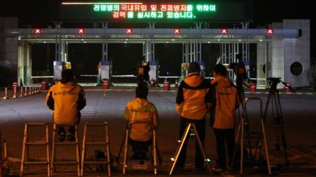 Se retrasa el retiro definitivo de surcoreanos de Corea del Norte