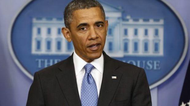"""Obama a republicanos: """"Alentaron a nuestros enemigos en el mundo"""""""
