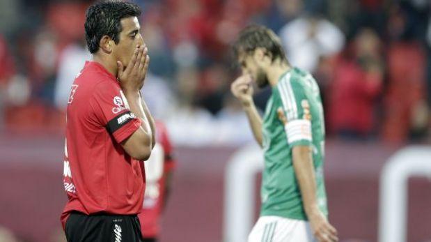 Copa Libertadores: Tigre ganó 2-1 a Olimpia, mientras Palmeiras empató 0-0 ante Tijuana