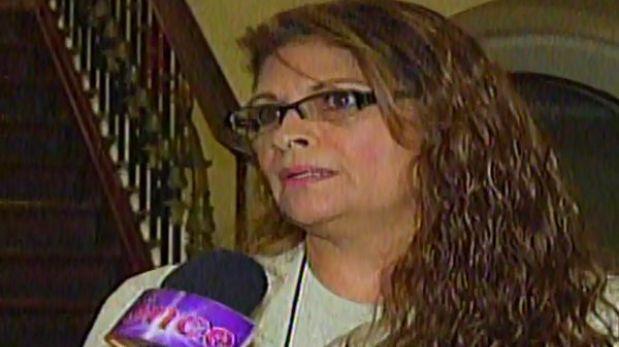 Mujer reconoció que su hija agredió a embajador ecuatoriano Riofrío