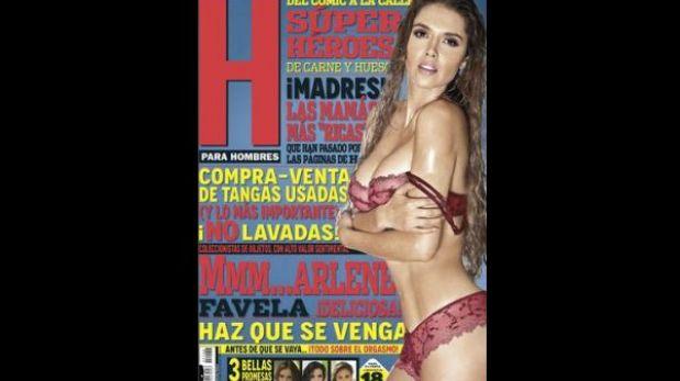 Revista Marlene h favela