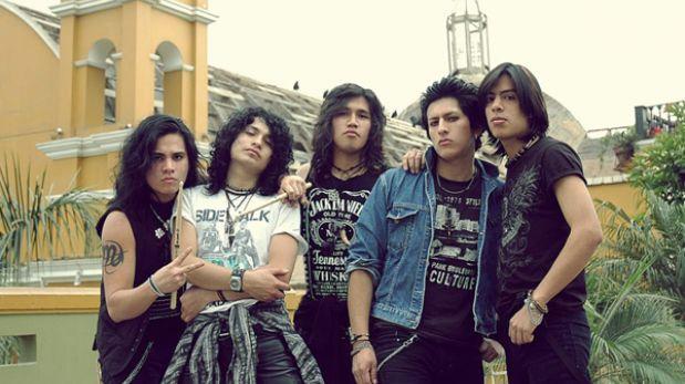 Banda peruana ViciouS estaría entre los finalistas de importante competencia internacional