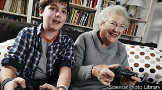 Investigación sugiere que videojuegos pueden frenar el deterioro cerebral