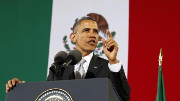 Obama reconoció que violencia en México es por demanda de drogas en EE.UU.
