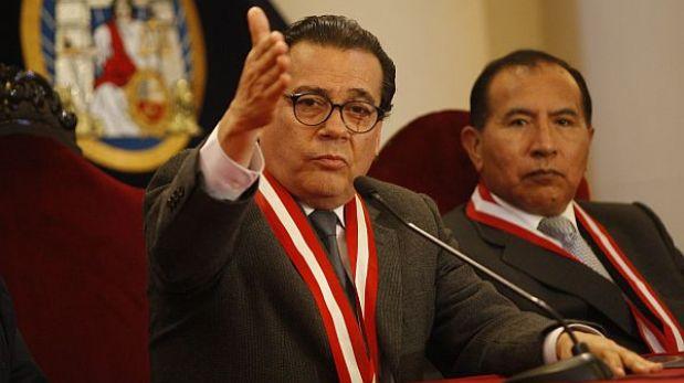 Poder Judicial quiere evitar más fallos escandalosos, afirmó Enrique Mendoza