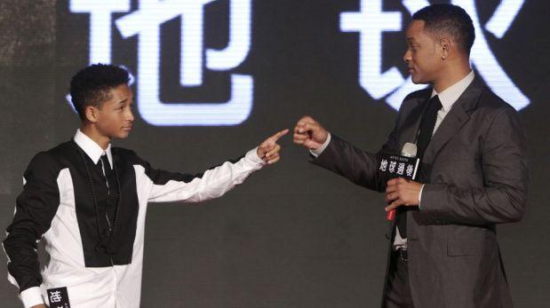 """FOTOS: Will Smith y su hijo fueron el centro de atención en Tokio en el avant premier de """"After Earth"""""""