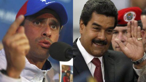 """""""Maduro despotrica de otros gobiernos porque solo quiere que aplaudan sus barbaridades"""""""