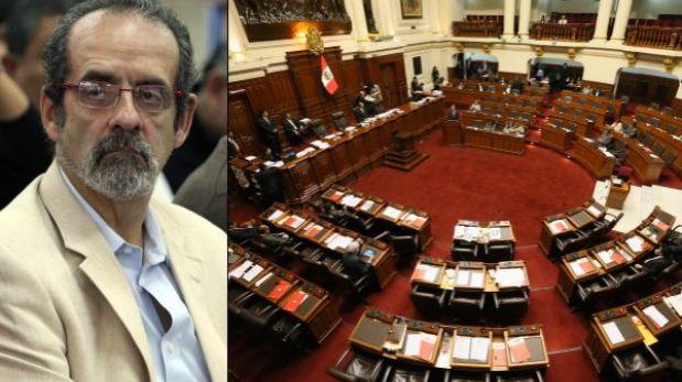Féretro de Diez Canseco no entrará al Congreso por disposición de su familia