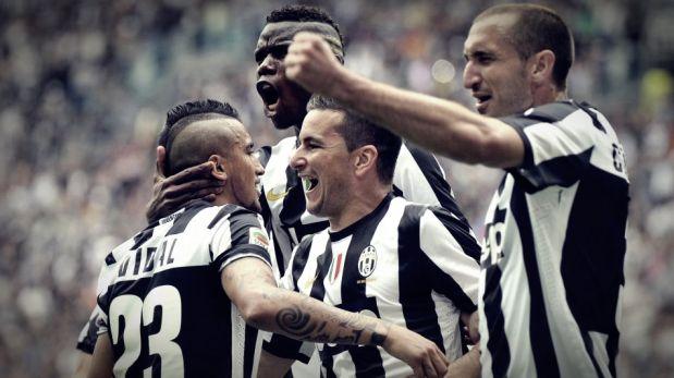 Juventus se coronó bicampeón de la Serie A del fútbol italiano