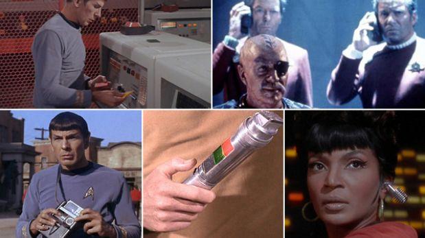 """Las 10 profecías tecnológicas de """"Star Trek"""" que hoy son una realidad"""