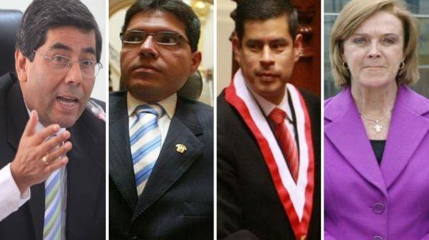 Congresistas vetados en velorio de Diez Canseco dijeron que respetarán la decisión
