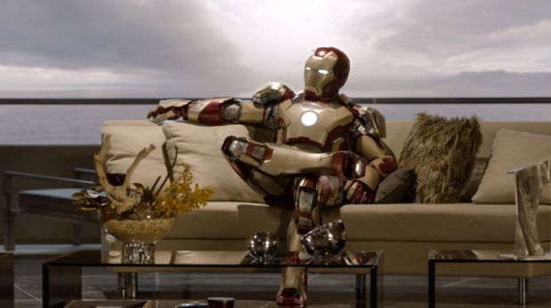 """Iron Man"" le ganó a ""Batman"" e hizo historia en taquilla en EE.UU. y Canadá"