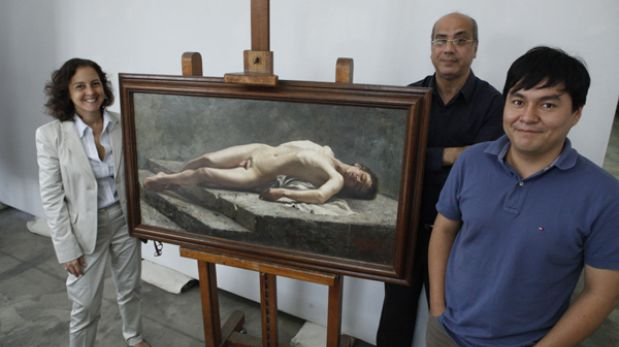 Publican libro sobre la obra del pintor arequipeño Carlos-Baca Flor
