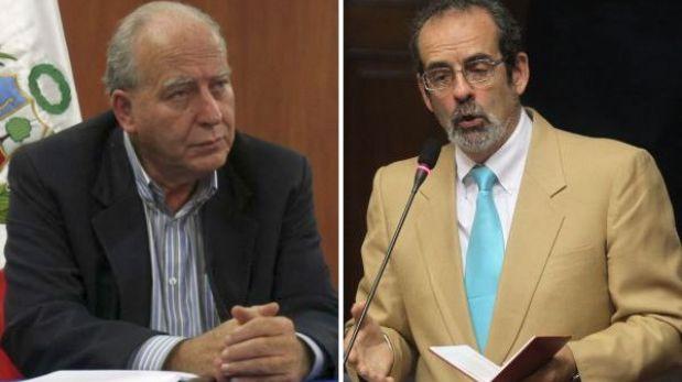 Javier Diez Canseco será remplazado por Manuel Dammert en el Congreso