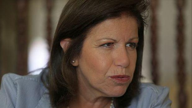 """""""Diez Canseco fue un rival de polendas y un aliado extraordinario"""", afirmó Lourdes Flores"""