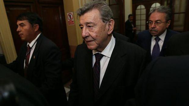 Canciller irá el jueves al Congreso por incidentes diplomáticos con Ecuador y Venezuela