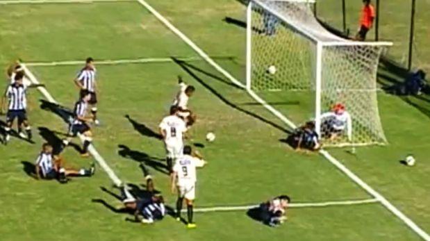 FOTOS: el árbitro Henry Gambetta sí estaba bien ubicado en el gol que no validó a León de Huánuco