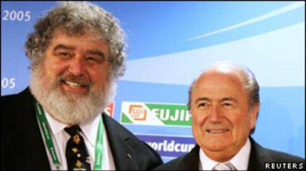 FIFA suspendió a un miembro de su comité ejecutivo acusado de fraude