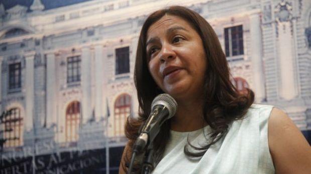 Vicepresidenta saludó solución de crisis diplomática entre Perú y Ecuador