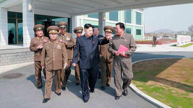 """Corea del Norte dice que convertirá islas surcoreanas """"en un mar de llamas"""""""
