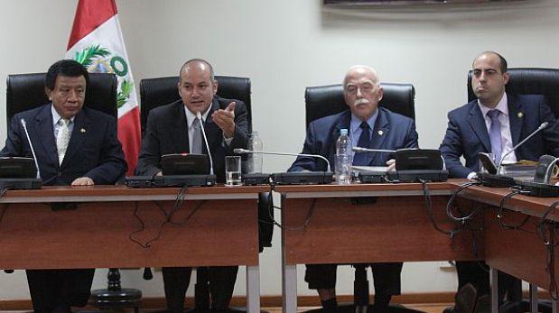 """Megacomisión aprobaría mañana informe de """"Agua para Todos"""""""