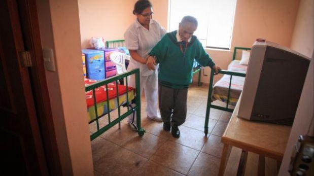 Ministerio de la Mujer inauguró primera hospedería para adultos mayores en abandono